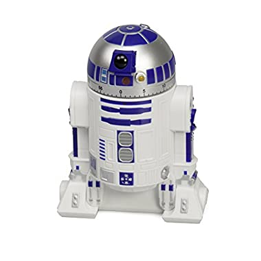 Star Wars Kitchen Timer - R2-D2 Countdown Timer with Rotating Head