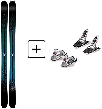 K2 ski - PACK SKI K2 SHREDITOR 92: Amazon.es: Deportes y aire libre