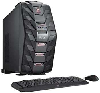 Acer Intel Quad Core i7 Gaming Desktop + Acer Predator Suitcase