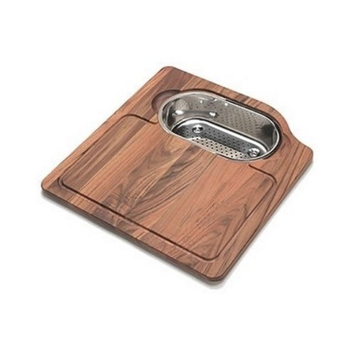 (Franke OC-45SP Orca Cutting Board with Colander by Franke)