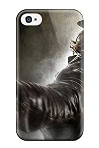 Anti-scratch And Shatterproof X Men Gambit Phone Case For Iphone 4/4s/ High Quality Tpu Case