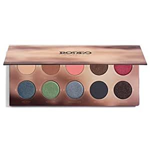 "ZOEVA RODEO BELLE EYESHADOW PALETTE	 ""Hit the desert sand."""