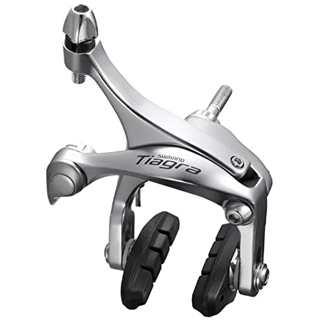 4a4cc087fc3 Amazon.com : SHIMANO BR-4600 Tiagra Brake Caliper (Silver, ) : Bike ...