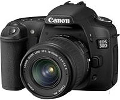 Canon EOS 30D + EF-S 17-85mm Kit 8,2 MP CMOS Negro: Amazon.es ...