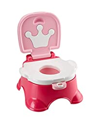 Fisher-Price Stepstool Potty, Pink Princess BOBEBE Online Baby Store From New York to Miami and Los Angeles