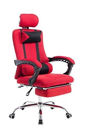 Bürostuhl Fellow Drehstuhl Schreibtischstuhl rot