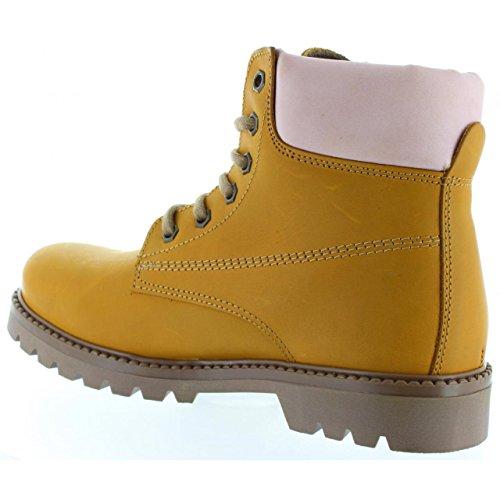 Stiefel für Damen MTNG 93629 SPRINTER HABANA ROSA