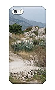 New Makarska Rocks Mountain Nature Other Tpu Case Cover, Anti-scratch ZippyDoritEduard Phone Case For Iphone 5/5s