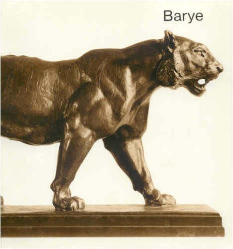 Sculpture by Antoine-Louis Barye in the Collection of the Fogg Art Museum (HARVARD UNIVERSITY WILLIAM HAYES FOGG ART MUSEUM//FOGG ART MUSEUM HANDBOOKS)