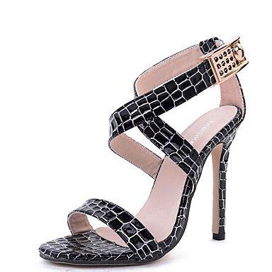 SHOES-XJIH&Uomini sandali Comfort suole leggero tessuto Primavera Estate outdoor casual tacco piatto Ruby bianco nero scarpe da passeggio,Bianco,US7 / EU39 / UK6 / CN39