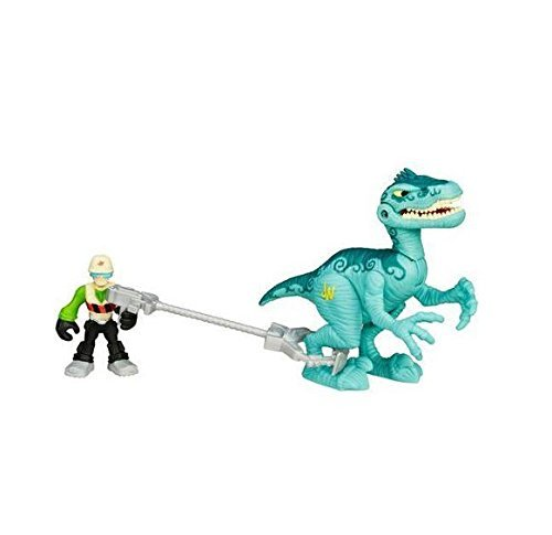 Playskool Heroes Jurassic World Tracker Raptor Figure for Age 3 Years and Up