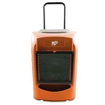 Maxx Air Rotational Molded Portable Commercial Dehumidifier, 145 Pints a Day