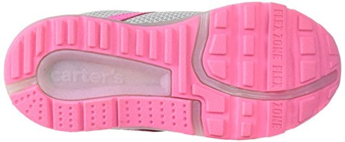 Pictures of Carter's Kids Purity Girl's Light-Up Sneaker 8 M US 7