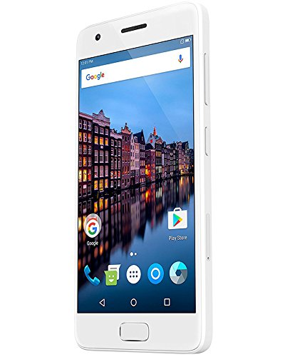 "Lenovo ZUK Z2 64GB White, Dual Sim, 5"", 4GB Ram, WCDMA GSM FDD-LTE, Unlocked International model, No Warranty"