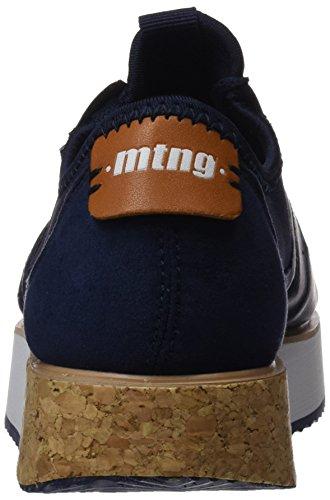 Marino C32772 Fitness Marino Chaussures Lycra Femme Softy Meshin MTNG de Bleu Marino Gum Dorado Marino ZqBwFcT4