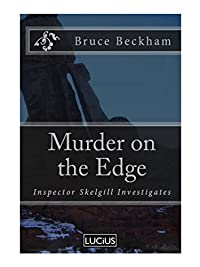 Murder On The Edge by Bruce Beckham ebook deal