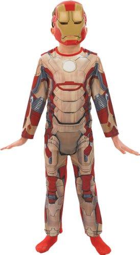 Iron Man 3 - traje de niño: Amazon.es: Juguetes y juegos