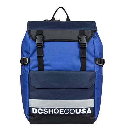 DC Shoes Mens Dc Shoes Ruckstone 30L - Large Backpack - Men - One Size - Blue Nautical Blue One Size ()
