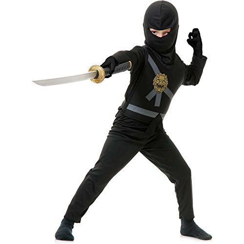 Black Ninja Avenger Toddler Costume (Toddler Ninja Costume)