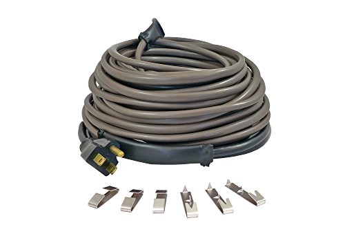Wrap On 14082 80' Roof and Gutter Cable, Brown, 400W, 3.3...