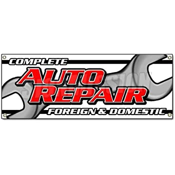 Amazon.com : Complete AUTO Repair Foreign & Domestic