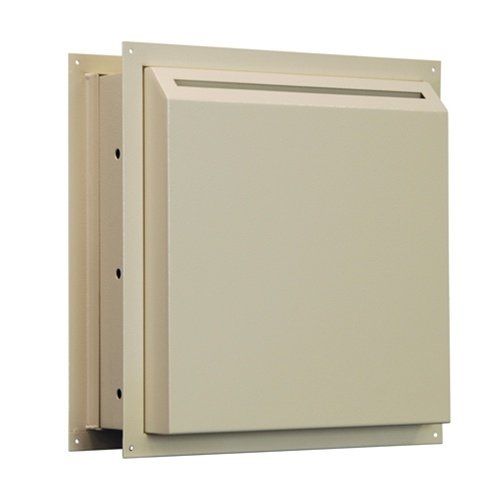 Protex WDS-311 Through-The-Wall Letter/Payment Drop Box (Protex Wall Safe)