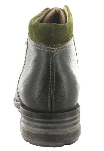 Josef Seibel 93052 - Botas de cuero para mujer verde verde verde - verde