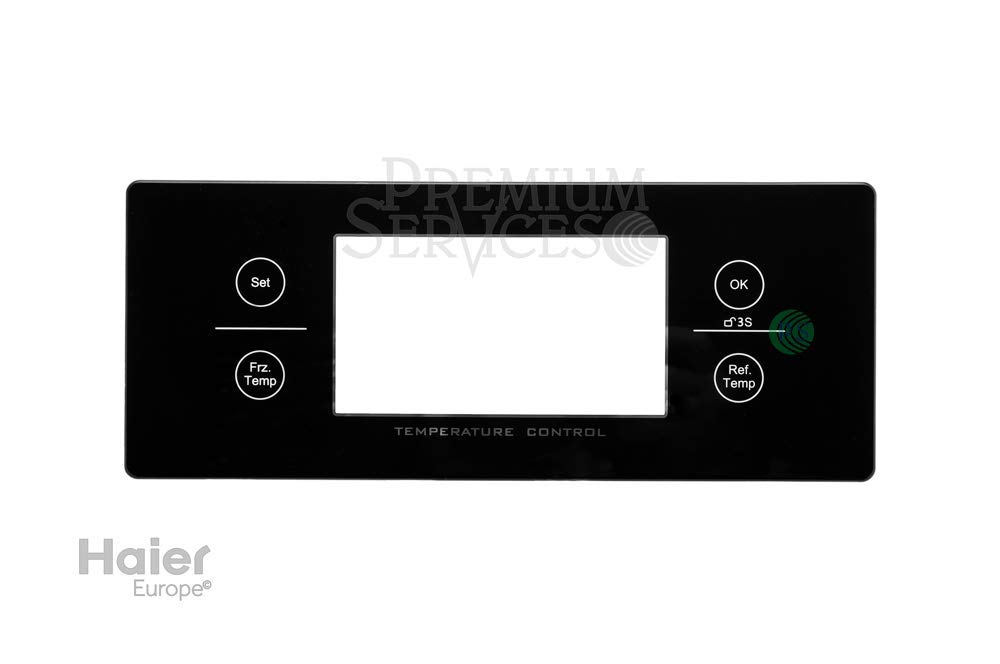 Pieza de repuesto original Haier: pantalla para nevera nevera ...