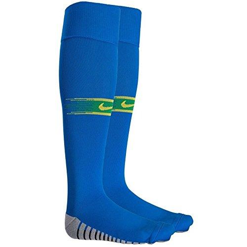 誤解流暢性交2018-2019 Brazil Nike Away Socks (Blue)