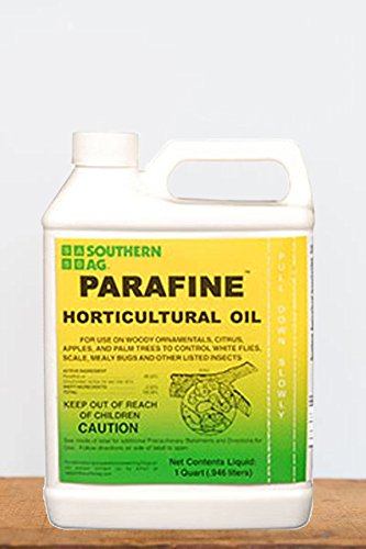 Root 98 Warehouse Southern Ag Parafine Horticultural Oil Organic (Use on ornamentals, Palms, Fruit, Vegetables, Citrus, Roses), 16 OZ by Root 98 Warehouse