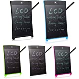 Shop 2 Ekart Lcd Writing Screen Tablet Drawing Board for Kids/ Adults, 8.5 Inch(Black)