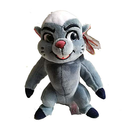 RUAMY The Lion Guard Honey Badger TY Sparkle 1PC 15CM Plush Toys Stuffed ()