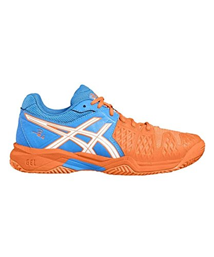 Asics Tennis Shoes Gel-Bela 5 Sg Gs DIVA BLUE/WHITE/SHOCKING