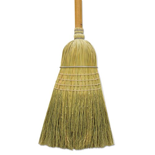 Boardwalk BR10001 100% Corn Warehouse Brooms, 60