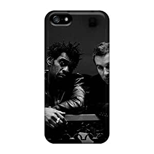 Iphone 5/5s WxI9193zTty Allow Personal Design Vivid Massive Attack Band Series Shock-Absorbing Hard Phone Cases -CharlesPoirier