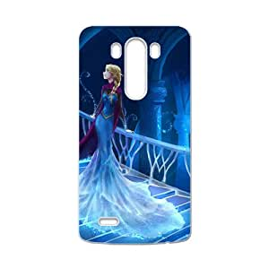 Frozen Snow Queen Princess Elsa Cell Phone Case for LG G3