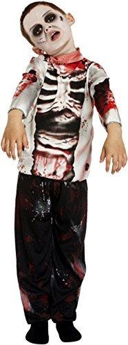 Disfraz niño zombi Halloween