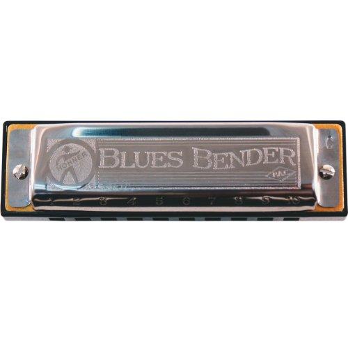 - Hohner BBBX-E Blues Bender E, Key of E
