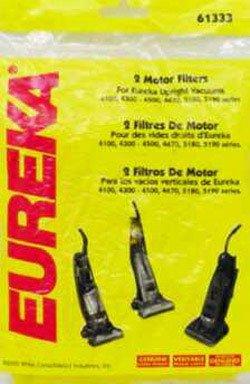 61333 Eureka Vacuum Cleaner Replacement Filter 2pack)