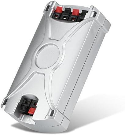 Topiky Frequenzteiler, Car Audio Crossover Hoch- und Niederfrequenzkonvertierung Verbesserte Klangqualität Nachrüstung