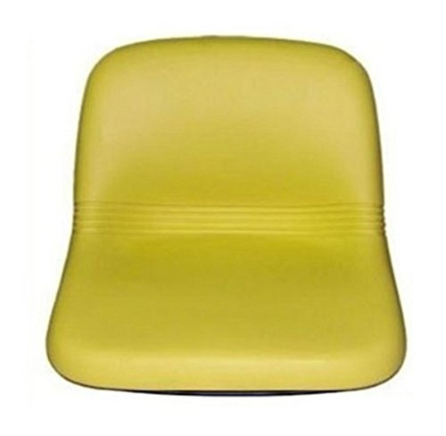 Amazoncom Am115813 Yellow High Back Seat For John Deere Lx188