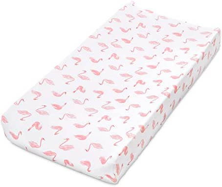Tailored Snug Fit Briar Rose Swans aden by aden anais Classic Changing Pad Cover 100/% Cotton Muslin Single Super Soft Breathable