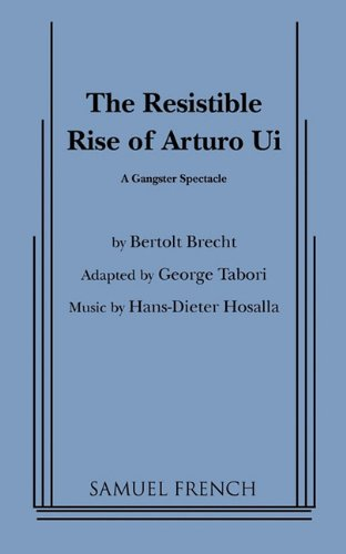 Image of The Resistible Rise of Arturo Ui