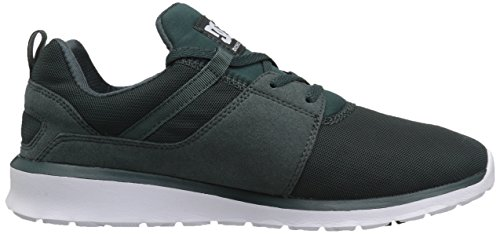 Casual Green Men's DC Dark Shoe Heathrow Skate PEq0O