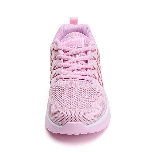 TSIODFO Women Sport Running Shoes Gym Jogging Athletic Sneakers 6