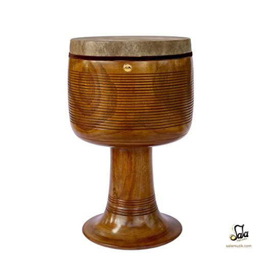 Professional Persian Shirani Tonbak Tombak Zarb Drum By Hapa HPZ-402 by Hapa