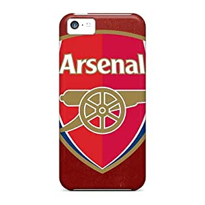 EOV Design High Quality Arsenal Similar Cover Case With Excellent Style For Iphone 5c