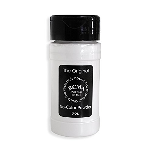 RCMA No Color Powder, Shaker Top Bottle, Authentic, 3 oz. -