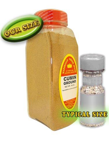 XL Size Marshalls Creek Spices Cumin Ground 16 oz