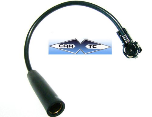 Stereo ANTENNA Harness Audi TT coupe 00 01 02 03 2000 AFTERMARKET ANTENNA ADAPTOR - CONNECTS AFTERMARKET ANTENNA INTO OEM / FACTORY RADIO